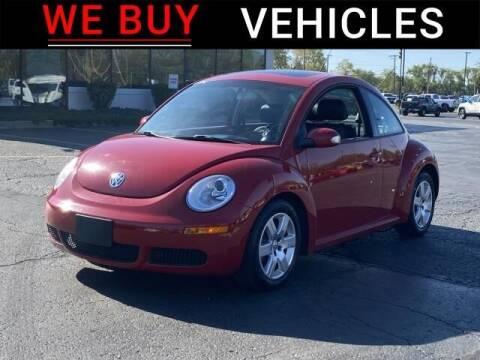 2007 Volkswagen New Beetle for sale at Vicksburg Chrysler Dodge Jeep Ram in Vicksburg MI