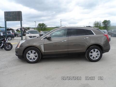 2015 Cadillac SRX for sale at Town and Country Motors in Warsaw MO