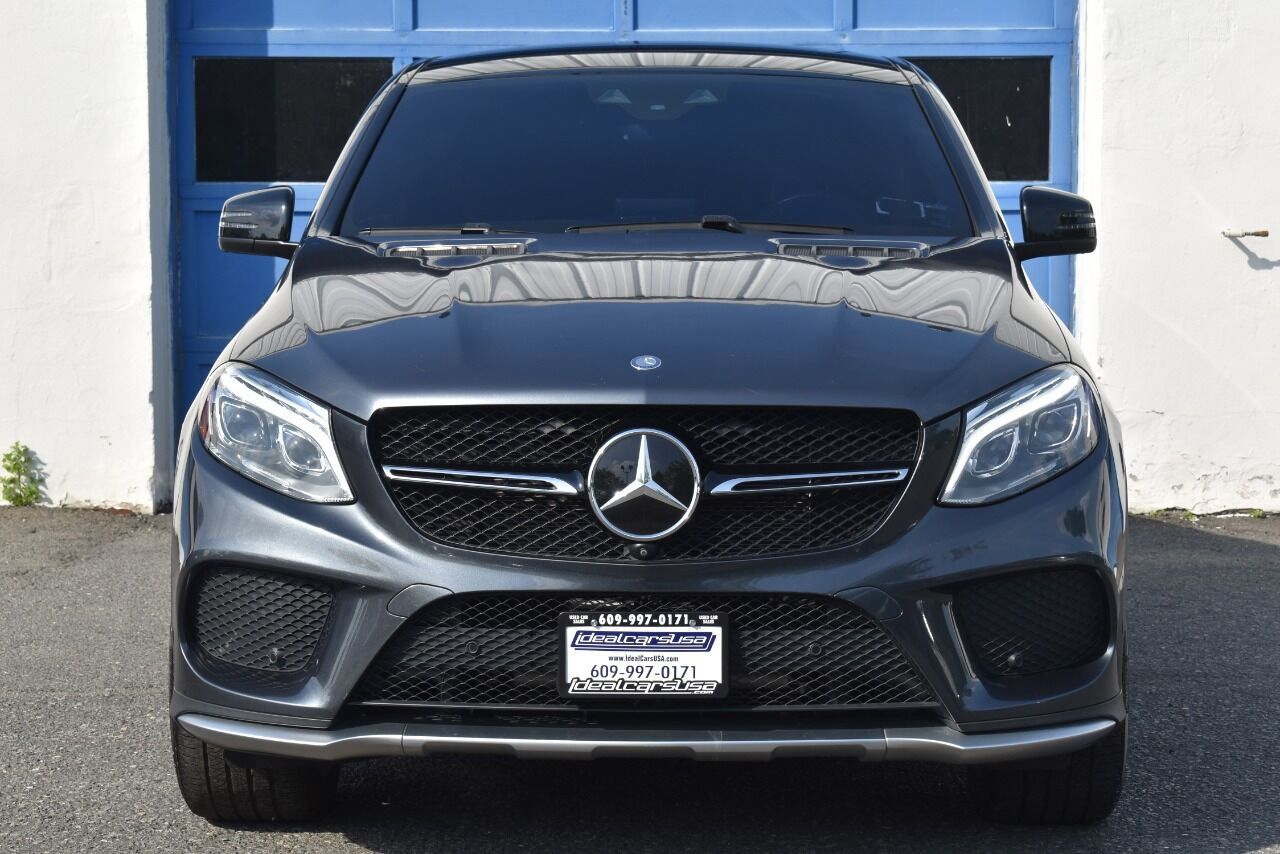 2016 Mercedes-Benz GLE GLE 450 AMG AWD Coupe 4MATIC 4dr ...
