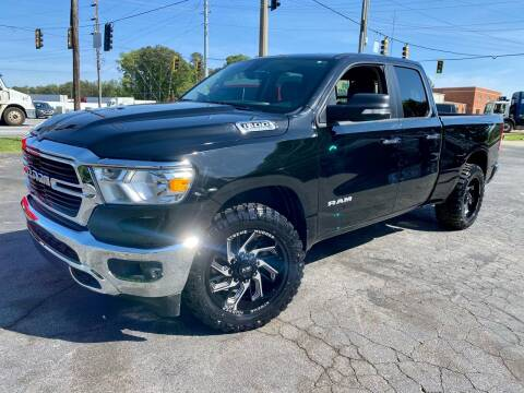 2020 RAM Ram Pickup 1500 for sale at Lux Auto in Lawrenceville GA