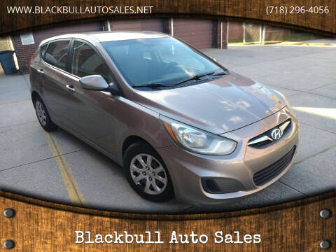 2013 Hyundai Accent for sale at Blackbull Auto Sales in Ozone Park NY