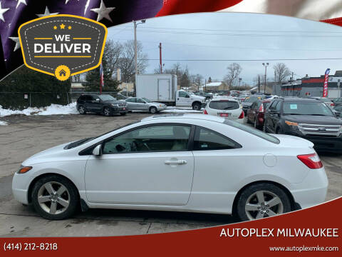 2008 Honda Civic for sale at Autoplex 2 in Milwaukee WI