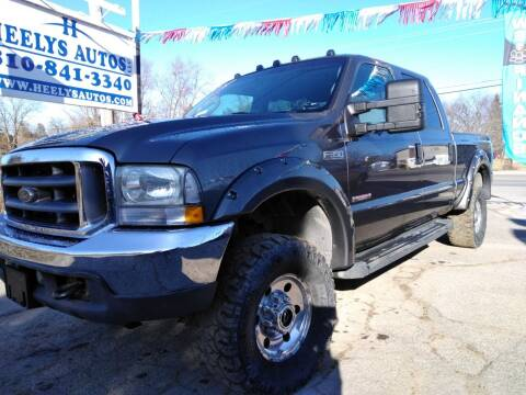 2004 Ford F-350 Super Duty for sale at Heely's Autos in Lexington MI