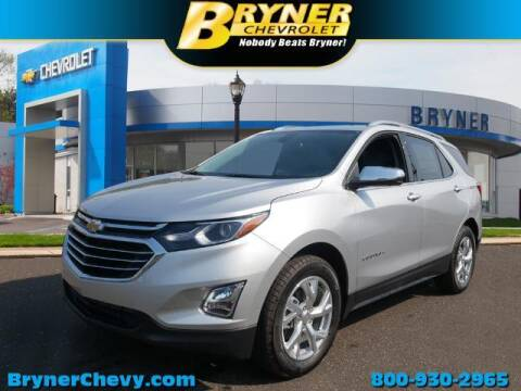 2021 Chevrolet Equinox for sale at BRYNER CHEVROLET in Jenkintown PA