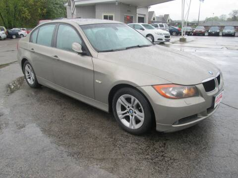2008 BMW 3 Series for sale at St. Mary Auto Sales in Hilliard OH