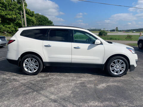2015 Chevrolet Traverse for sale at Westview Motors in Hillsboro OH