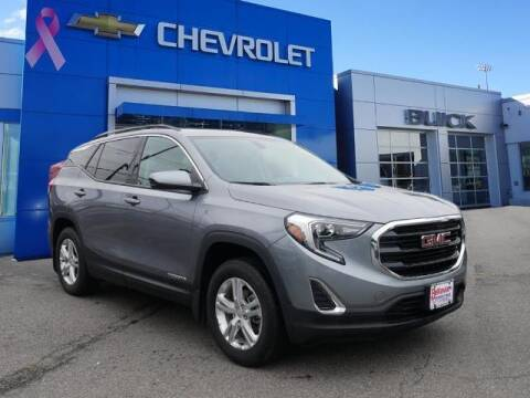 2018 GMC Terrain for sale at Bellavia Motors Chevrolet Buick in East Rutherford NJ