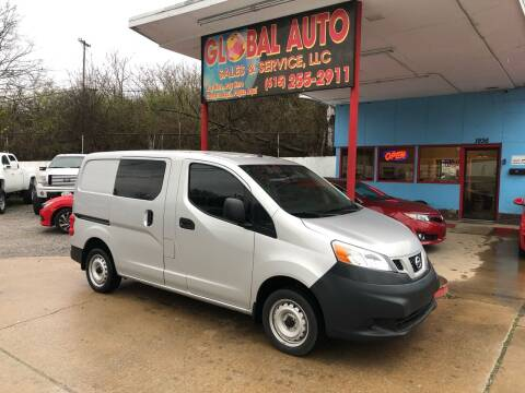 2017 Nissan NV200 for sale at Global Auto Sales and Service in Nashville TN