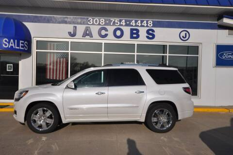 2016 GMC Acadia for sale at Jacobs Ford in Saint Paul NE