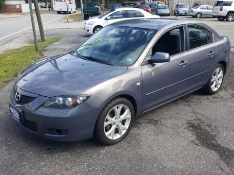 2008 Mazda MAZDA3 for sale at Premier Auto Sales Inc. in Newport News VA