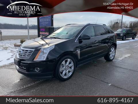 2013 Cadillac SRX for sale at Miedema Auto Sales in Allendale MI