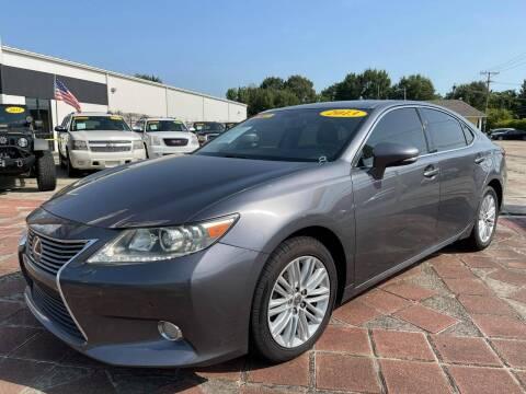 2013 Lexus ES 350 for sale at CAPITOL AUTO SALES LLC in Baton Rouge LA