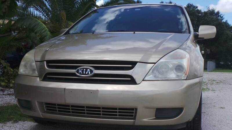 2007 Kia Sedona for sale at Southwest Florida Auto in Fort Myers FL
