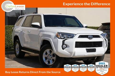 2019 Toyota 4Runner for sale at Dallas Auto Finance in Dallas TX