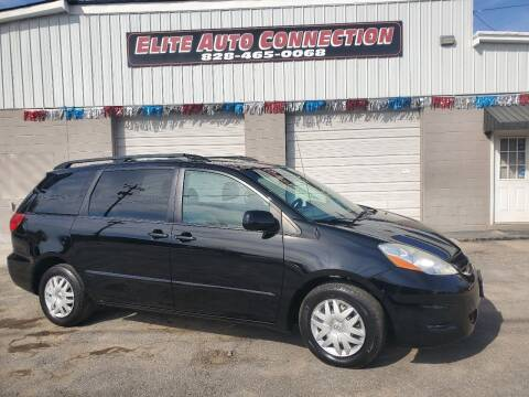 2010 Toyota Sienna for sale at Elite Auto Connection in Conover NC