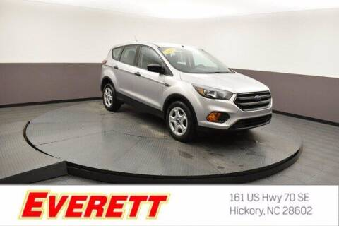 2019 Ford Escape for sale at Everett Chevrolet Buick GMC in Hickory NC
