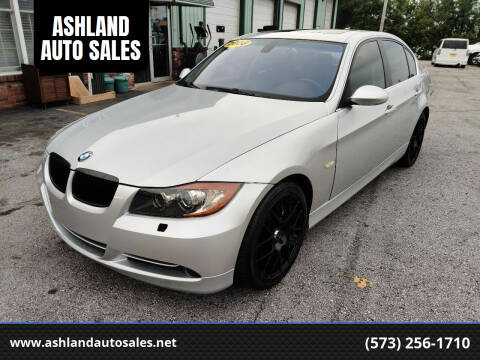 2008 BMW 3 Series for sale at ASHLAND AUTO SALES in Columbia MO