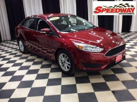 2015 Ford Focus for sale at SPEEDWAY AUTO MALL INC in Machesney Park IL