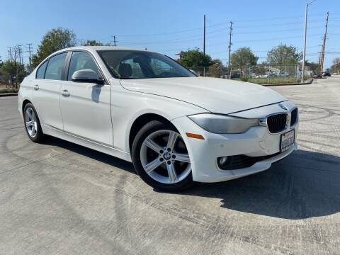2015 BMW 3 Series for sale at Affordable Auto Solutions in Wilmington CA