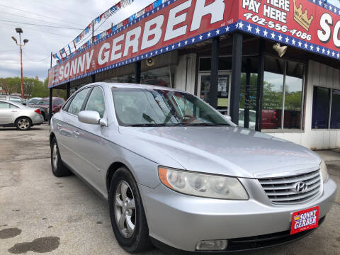 2007 Hyundai Azera for sale at Sonny Gerber Auto Sales in Omaha NE