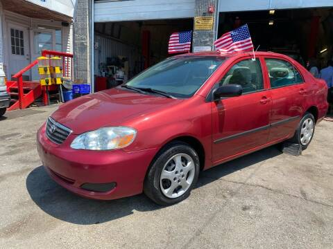 2007 Toyota Corolla for sale at White River Auto Sales in New Rochelle NY