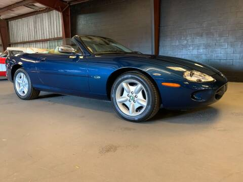 1997 Jaguar XK-Series for sale at American Classic Car Sales in Sarasota FL