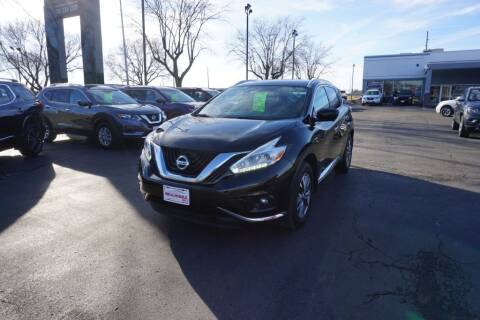 2017 Nissan Murano for sale at Ideal Wheels in Sioux City IA