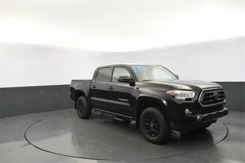 2021 Toyota Tacoma for sale at Tim Short Auto Mall in Corbin KY