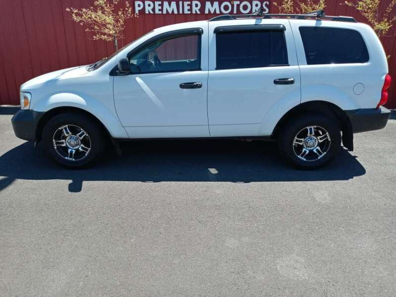2007 Dodge Durango for sale at PREMIERMOTORS  INC. in Milton Freewater OR
