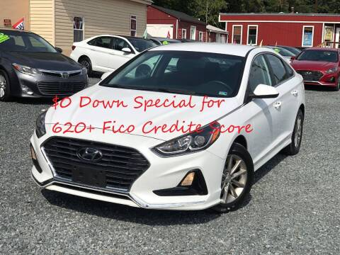 2019 Hyundai Sonata for sale at A&M Auto Sale in Edgewood MD