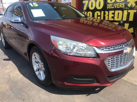 2015 Chevrolet Malibu for sale at Sunday Car Company LLC in Phoenix AZ