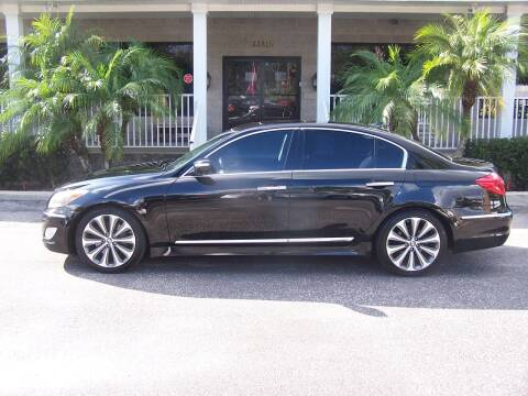2013 Hyundai Genesis for sale at Thomas Auto Mart Inc in Dade City FL