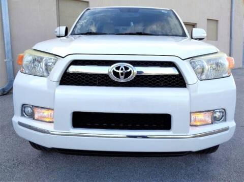 2012 Toyota 4Runner for sale at Selective Motor Cars in Miami FL