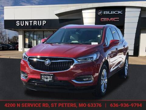 2021 Buick Enclave for sale at SUNTRUP BUICK GMC in Saint Peters MO