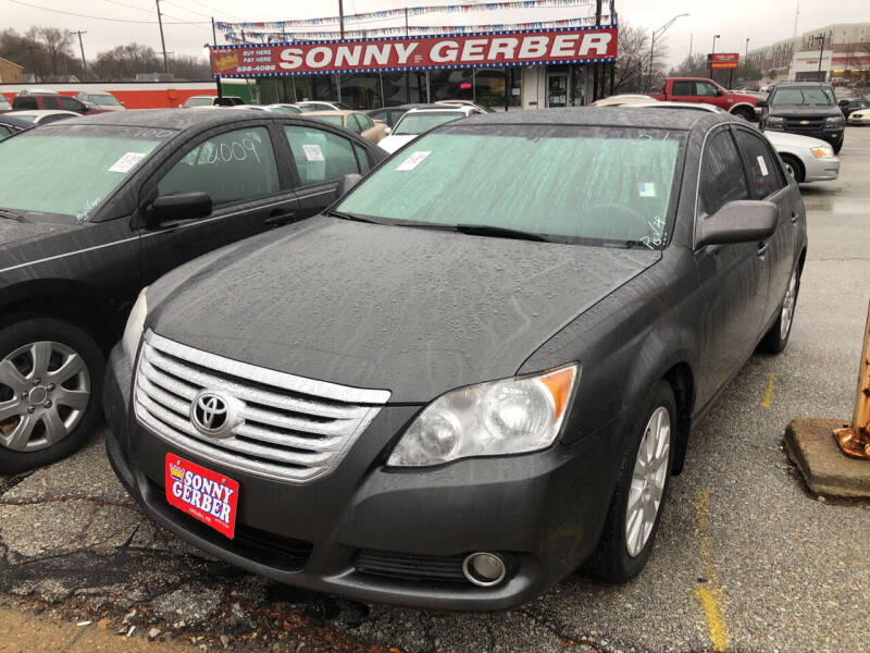 2008 Toyota Avalon for sale at Sonny Gerber Auto Sales 4519 Cuming St. in Omaha NE