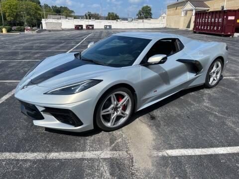 2021 Chevrolet Corvette for sale at Gordon Motor Cars, LLC in Frazer PA
