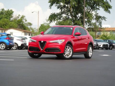 2018 Alfa Romeo Stelvio for sale at Jack Schmitt Chevrolet Wood River in Wood River IL