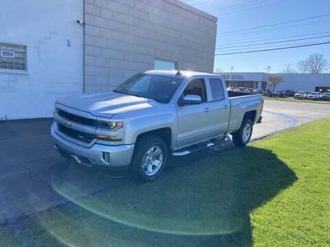2018 Chevrolet Silverado 1500 for sale at Cappellino Cadillac in Williamsville NY