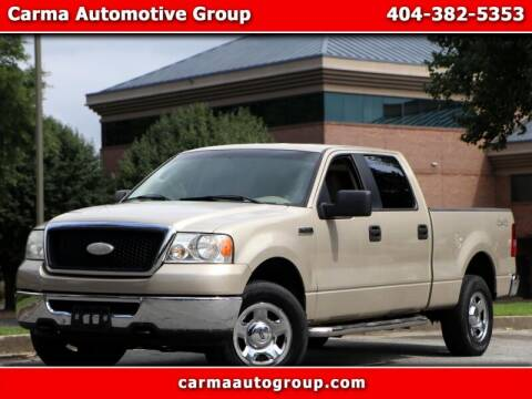 2007 Ford F-150 for sale at Carma Auto Group in Duluth GA
