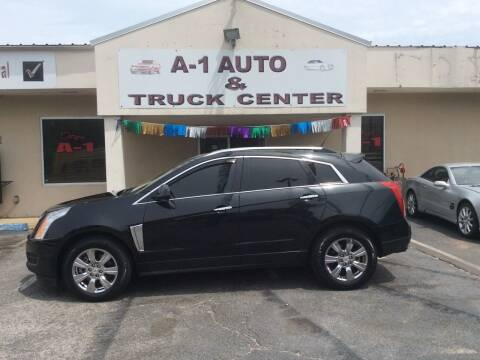2014 Cadillac SRX for sale at A-1 AUTO AND TRUCK CENTER in Memphis TN