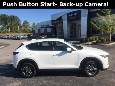 2017 Mazda CX-5 for sale at Mark Sweeney Buick GMC in Cincinnati OH