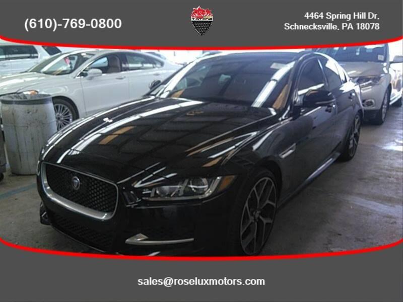 2017 Jaguar XE for sale at RoseLux Motors LLC in Schnecksville PA