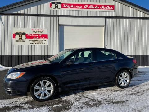 2012 Chrysler 200 for sale at Highway 9 Auto Sales - Visit us at usnine.com in Ponca NE