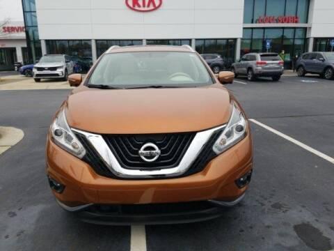 2015 Nissan Murano for sale at Lou Sobh Kia in Cumming GA