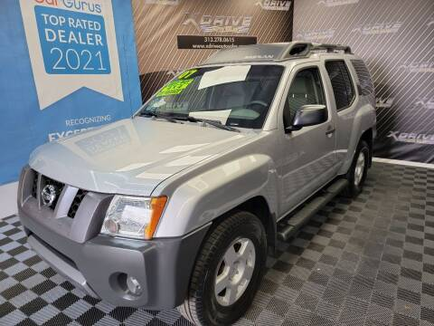 2007 Nissan Xterra for sale at X Drive Auto Sales Inc. in Dearborn Heights MI