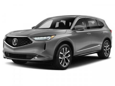2022 Acura MDX for sale at SPRINGFIELD ACURA in Springfield NJ