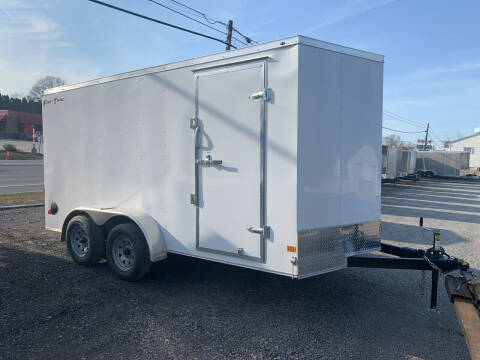 2021 Wells Cargo FT714T2 for sale at Smart Choice 61 Trailers in Shoemakersville PA