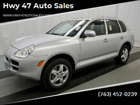 2005 Porsche Cayenne for sale at Hwy 47 Auto Sales in Saint Francis MN