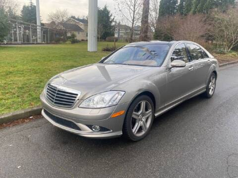 2007 Mercedes-Benz S-Class for sale at Washington Auto Loan House in Seattle WA