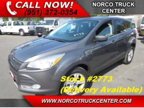 2014 Ford Escape for sale at Norco Truck Center in Norco CA